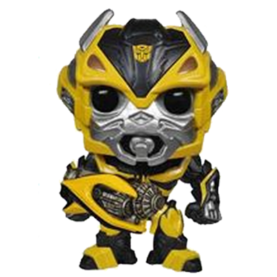 Funko Pop! Movies Bumblebee (w/ Cannon) Icon