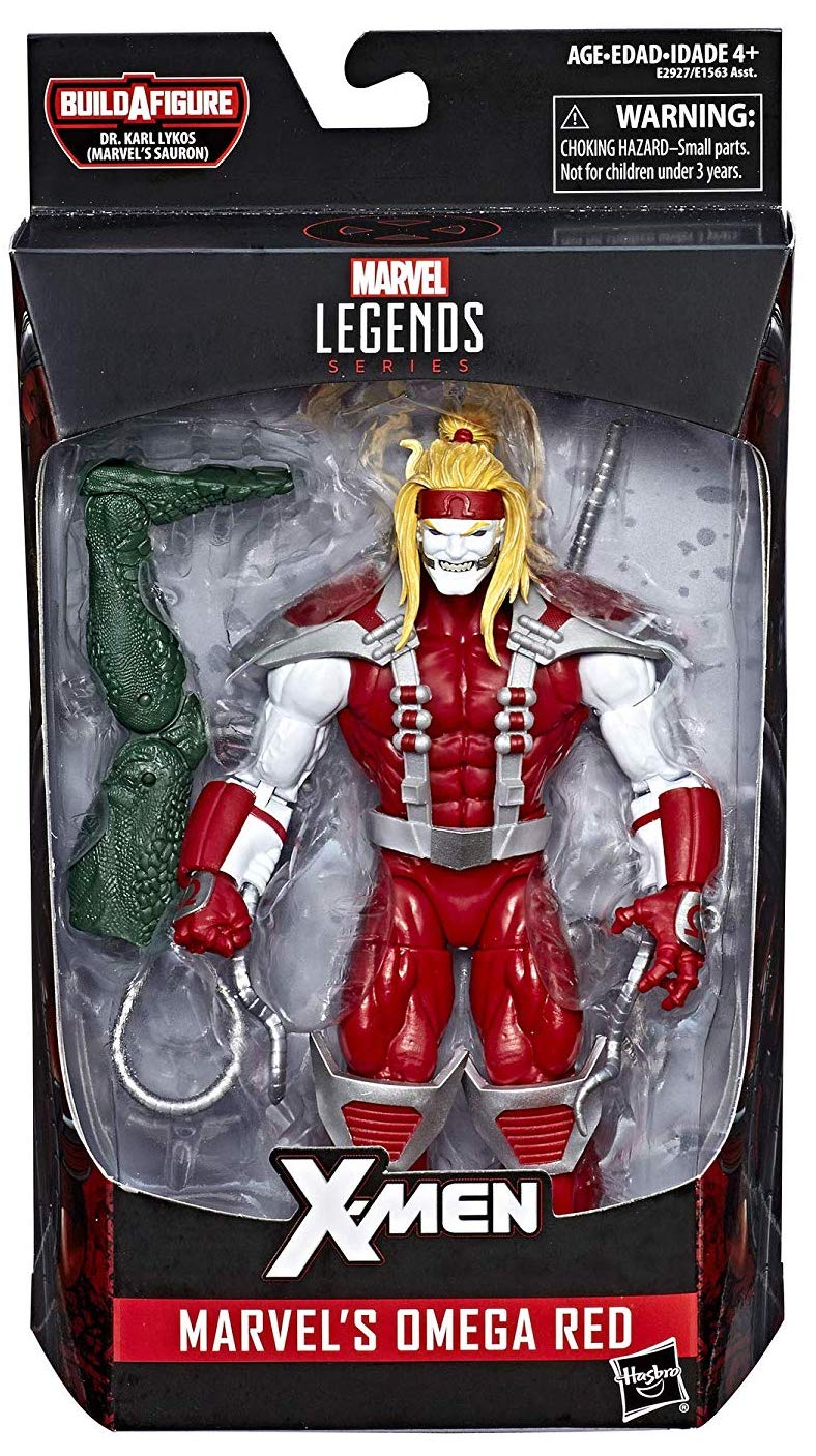 Marvel Legends Sauron Series Omega Red