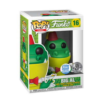 Funko Pop! Funko Big Al Stock