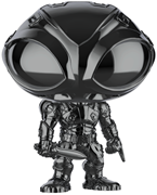 Funko Pop! Heroes Black Manta (Gloss)