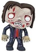 Funko Pop! Television Tank Zombie (Bloody)