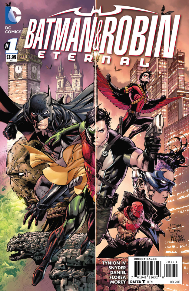 DC Comics Batman & Robin Eternal (2015 - 2016)