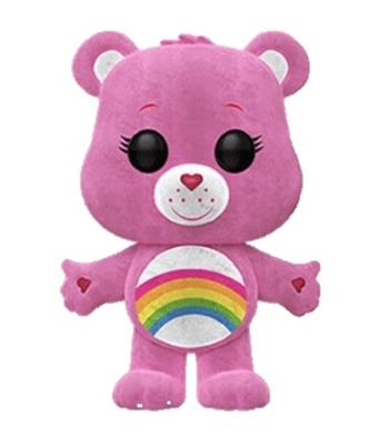 Funko Pop! Animation Cheer Bear (Flocked) Icon