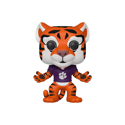 Funko Pop! College Mascots Tiger (Clemson University)