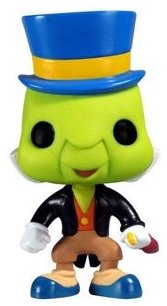 Funko Pop! Disney Jiminy Cricket Icon