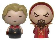 Dorbz Movies Flash Gordon & Ming the Merciless (2-Pack)