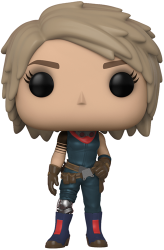 Funko Pop! Games Amanda Holliday
