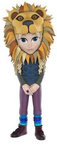Rock Candy Harry Potter Luna Lovegood with Lion Head