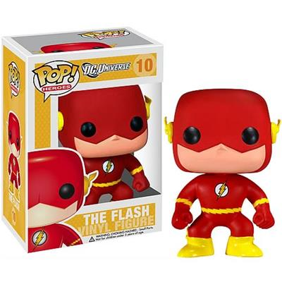 Funko Pop! Heroes The Flash Stock
