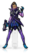 FiGPin Overwatch Sombra