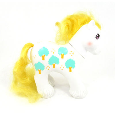 My Little Pony Year 07 Daddy Apple Delight