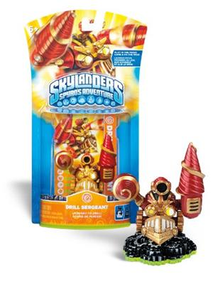 Skylanders Spyro's Adventures Drill Sergeant Stock Thumb