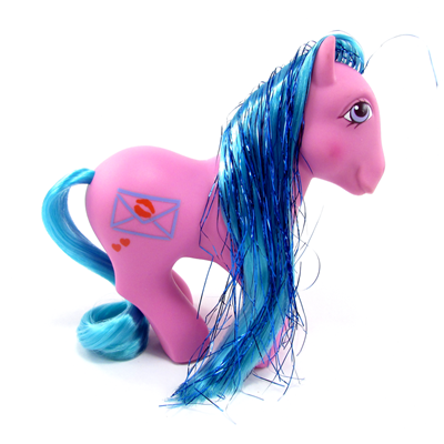 My Little Pony Year 10 Kiss and Tell
