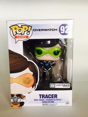 Funko Pop! Games Tracer (Sporty) Stock