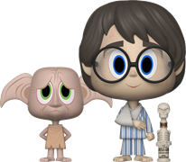 Vynl All Dobby + Harry Potter
