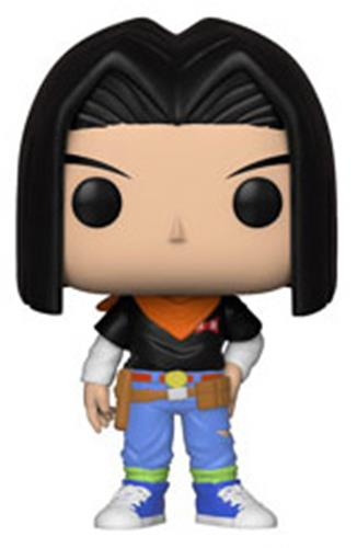 Funko Pop! Animation Android 17 Icon Thumb