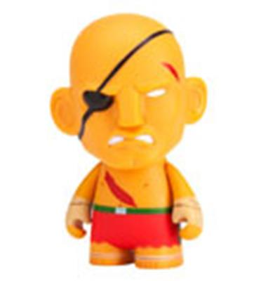 Kid Robot Street Fighter x Kidrobot Sagat