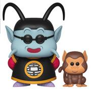 Funko Pop! Animation King Kai and Bubbles