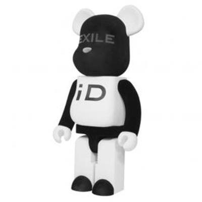 Be@rbrick Misc Exile iD 1000%
