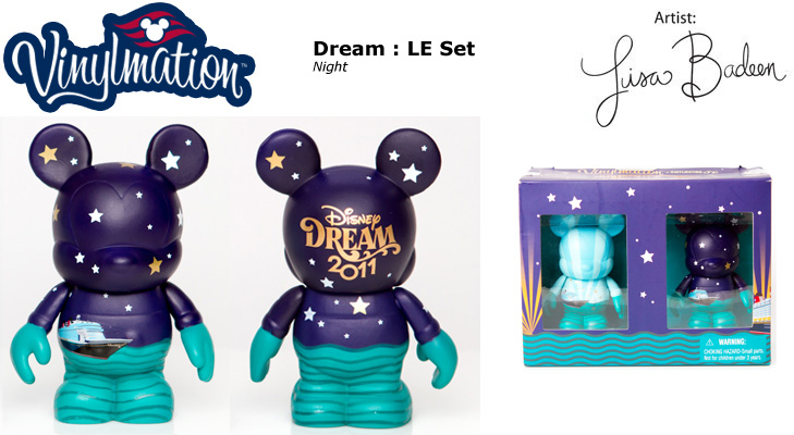 Vinylmation Open And Misc Disney Cruise Line Night