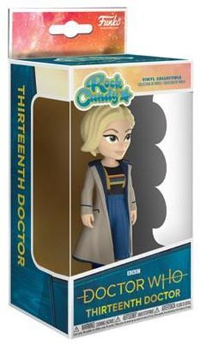 Rock Candy Television Thirteenth Doctor Stock