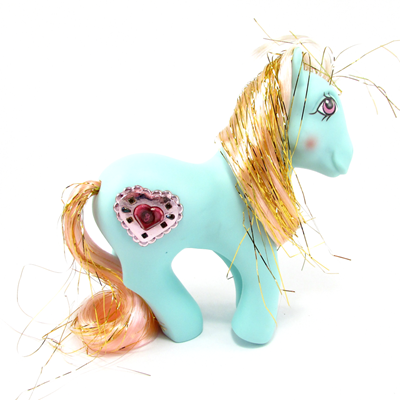 My Little Pony Year 05 Princess Serena (UK - Princess Aquamarine)