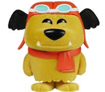 Funko Pop! Animation Muttley (Flocked)