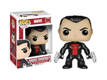 Funko Pop! Marvel Punisher (Thunderbolts) Stock