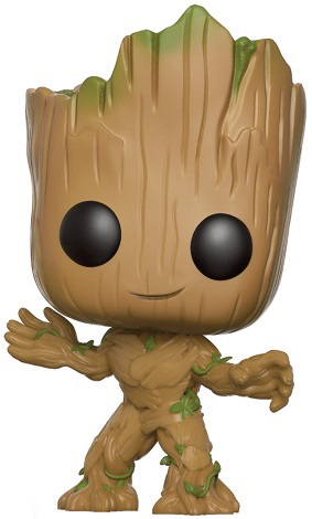 Funko Pop! Marvel Groot - 10""