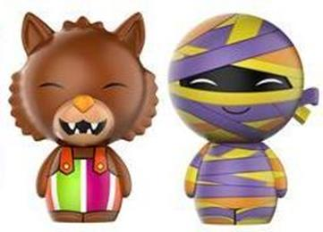 Dorbz Ad Icons Fruit Brute and Yummy Mummy (2-Pack)