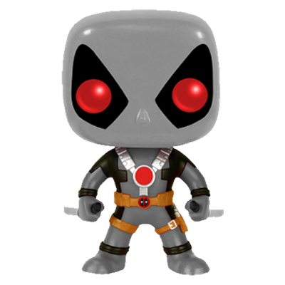 Funko Pop! Marvel Deadpool (X- Force) - Two Swords