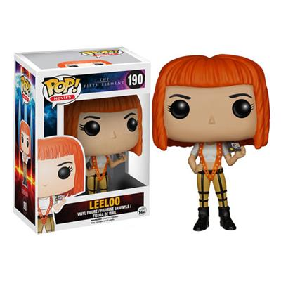 Funko Pop! Movies Leeloo Stock