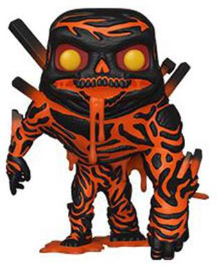 Funko Pop! Marvel Molten Man