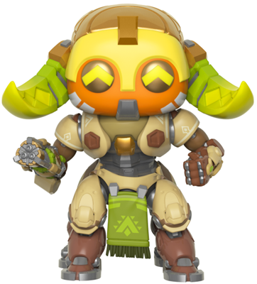 Funko Pop! Games Orisa - 6""