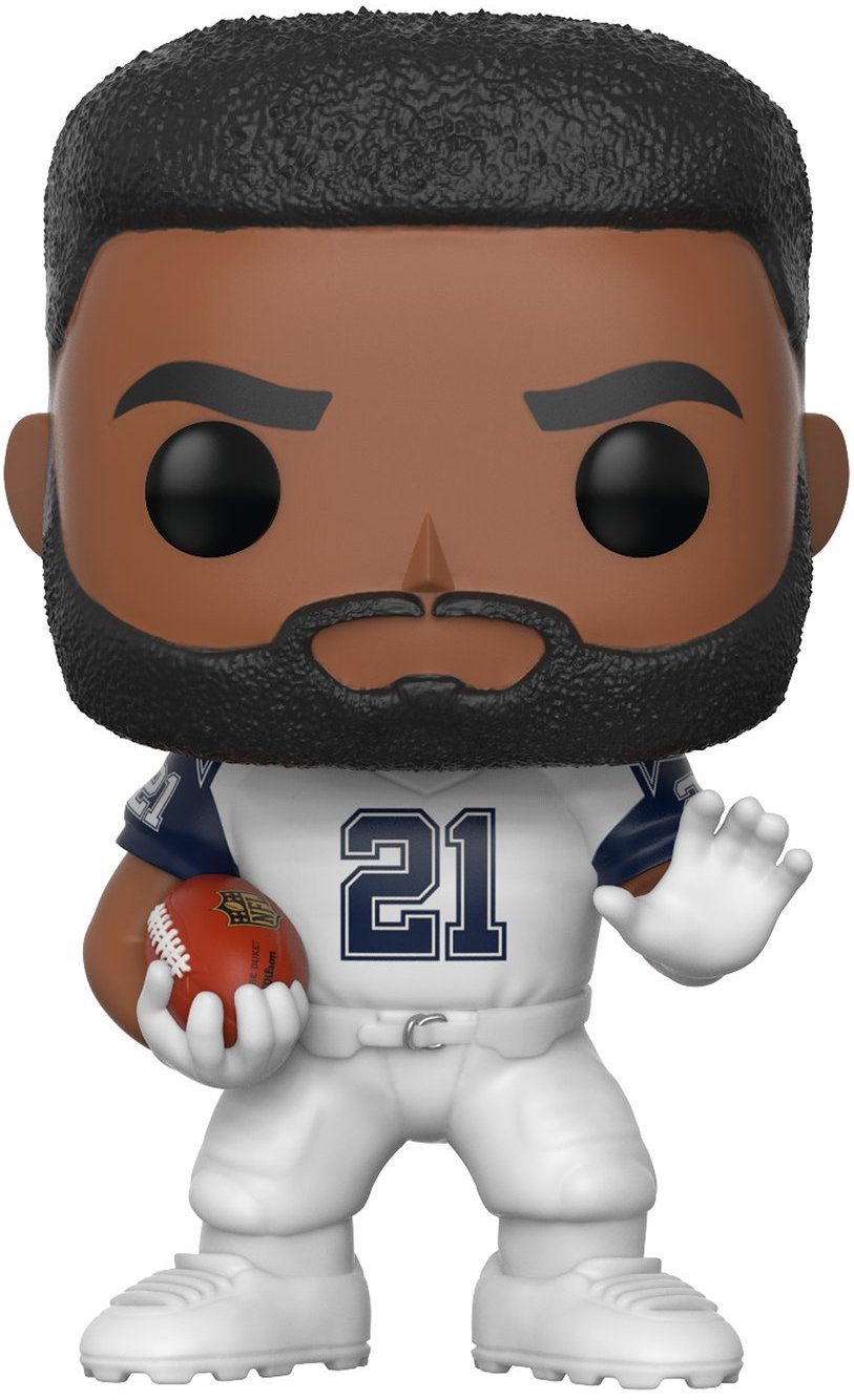 Funko Pop! Football Ezekiel Elliott (Color Rush)