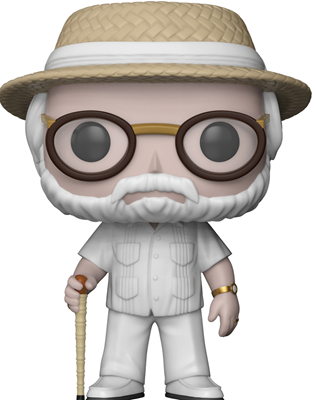 Funko Pop! Movies John Hammond Icon