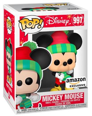 Funko Pop! Animation Mickey Mouse Stock