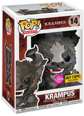 Funko Pop! Holidays Krampus (Flocked) Stock Thumb