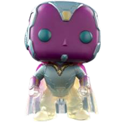 Funko Pop! Marvel Vision (Faded)
