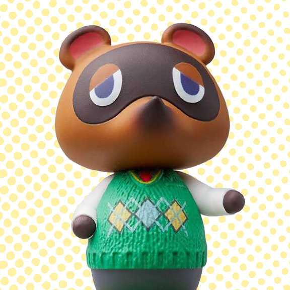 Amiibo Animal Crossing: amiibo Festival