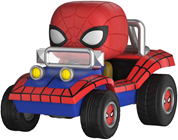 Funko Pop! Rides Spider-Man w/ Spider Mobile