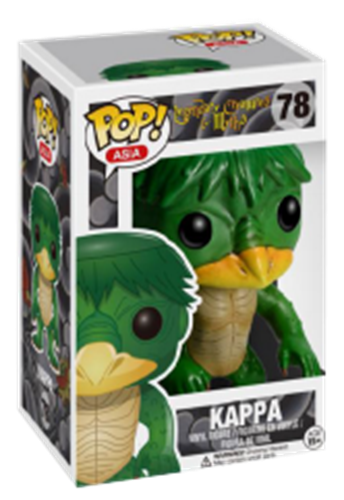 Funko Pop! Asia Kappa Stock