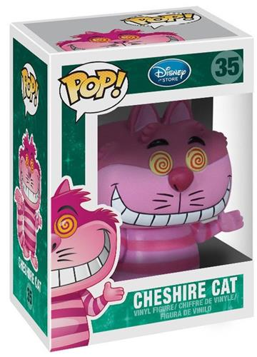 Funko Pop! Disney Cheshire Cat Stock Thumb