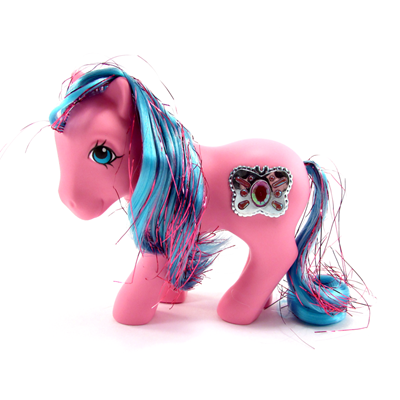 My Little Pony Year 05 Princess Primrose (UK - Princess Ruby)