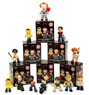 Mystery Minis IT Pennywise w/ balloon Stock
