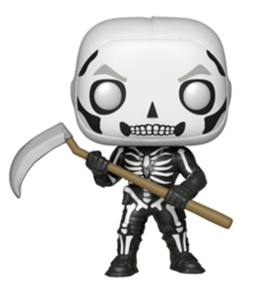 Funko Pop! Games Skull Trooper (Glow)