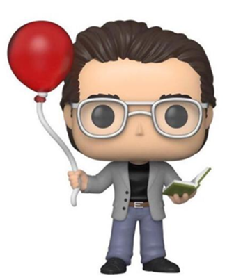Funko Pop! Icons Stephen King with Red Balloon