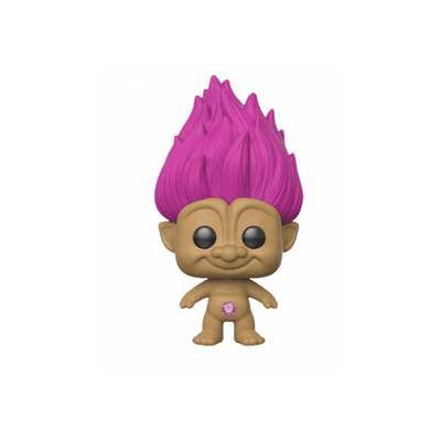 Funko Pop! Trolls Pink Troll Icon