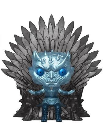 Funko Pop! Game of Thrones Night King on Throne METALLIC