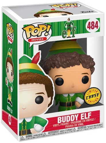 Funko Pop! Movies Buddy (Chase) Stock